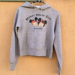 C L U B Mickey Mouse Clue Cozy Kid's Sweatshirt